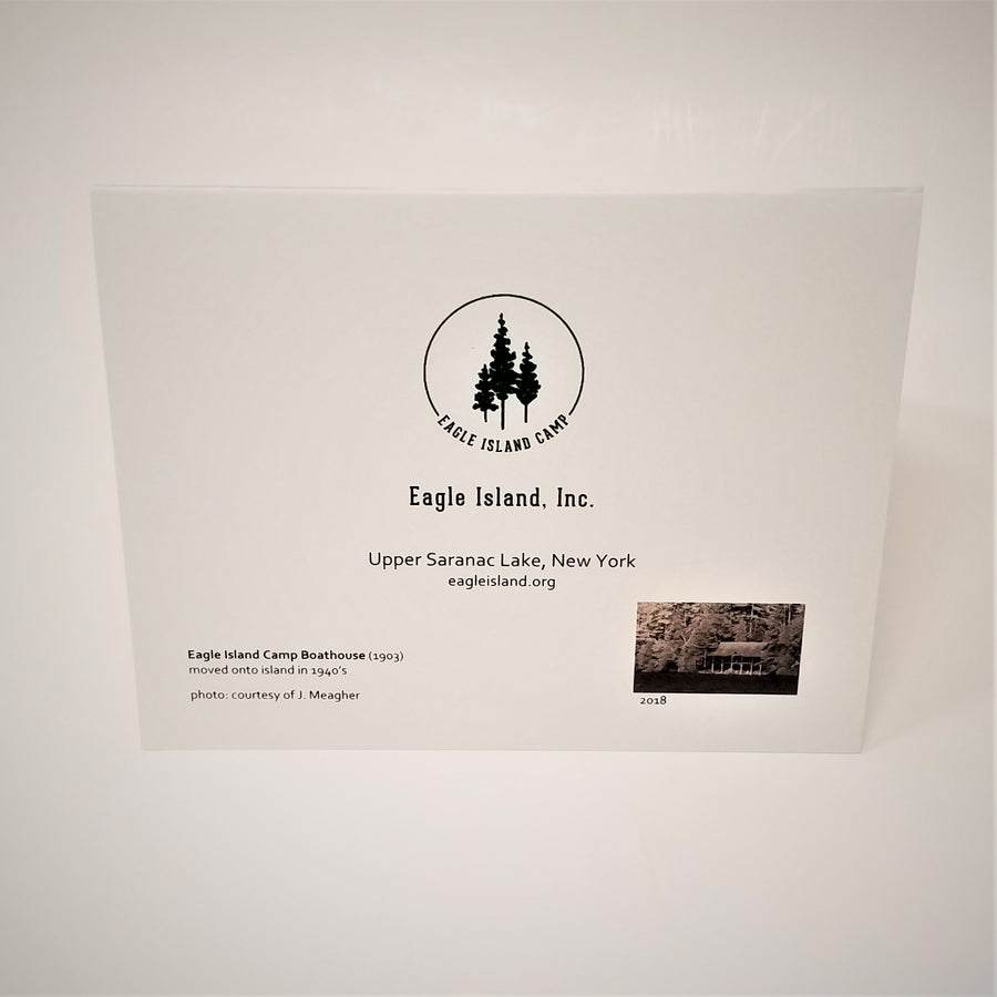 Eagle Island Note Cards