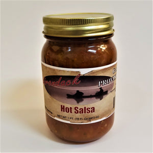 Hot Salsa from Adirondack General Provisions