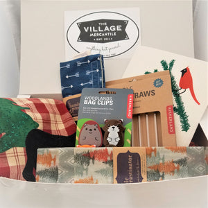 Eco-Friendly & Fun Kitchen Gift Box