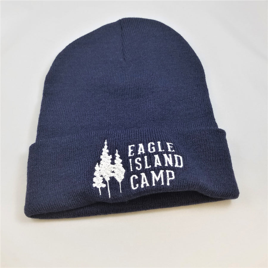 Eagle Island Knit Hat