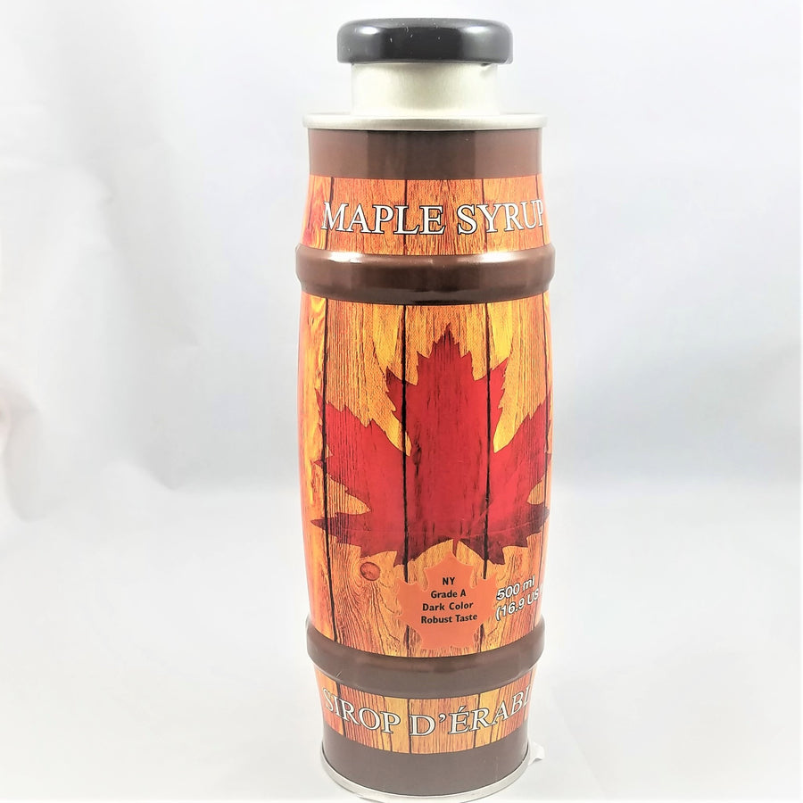 Maple Syrup in Reusable Bottle