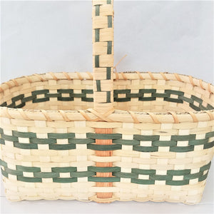 Market Basket by Northwoods Basketweaver