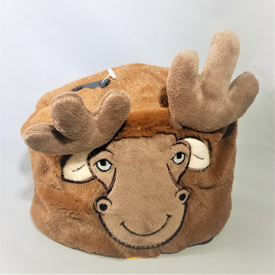 Wildlife Critter Moose Cap