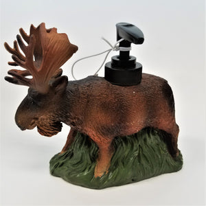 Moose Soap Dispenser