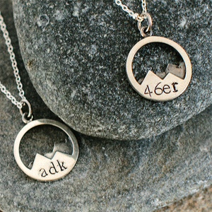 Earthgirl 46er Necklace