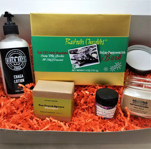 Pamper Yourself Gift Box--Adirondack Style