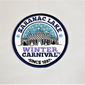 Winter Carnival Patch