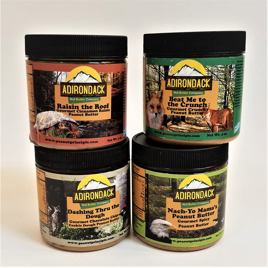 Peanut Principle Gourmet Peanut Butter--More Flavors to Choose From