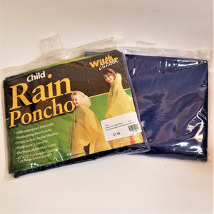 Youth Rain Poncho