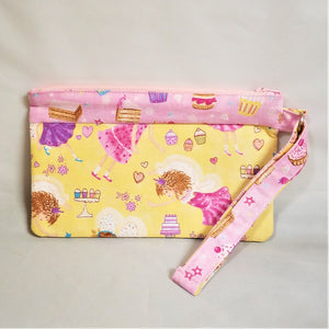 Zippered Pouches from Cabin Creek Stitchery