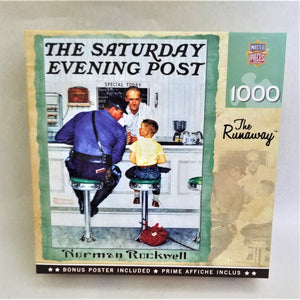 The Runaway--Saturday Evening Post