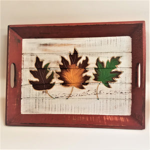 Rustic Wooden Trays