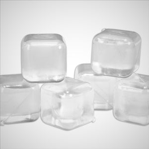 Reusable Clear Ice Cubes
