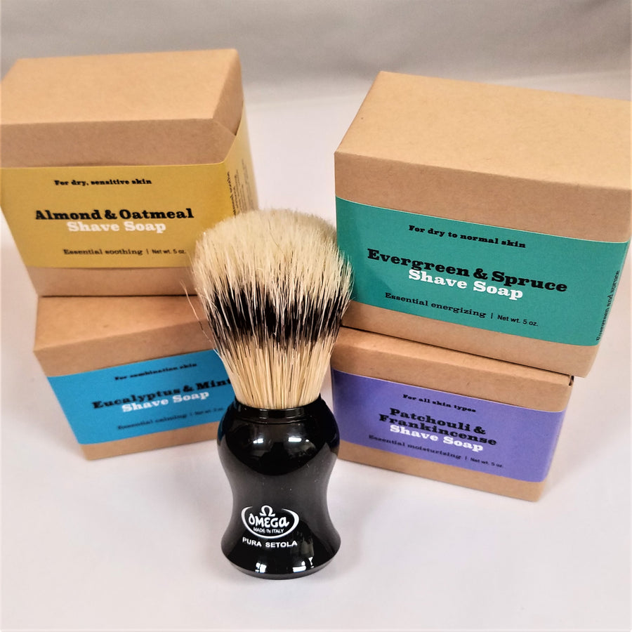 Premium Italian Shaving Brush