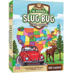 Slug Bug State-Cation Game