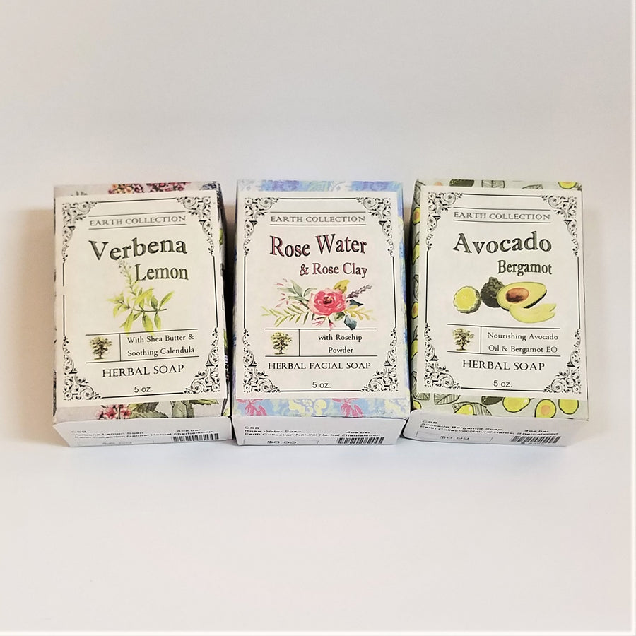Specialty Herbal Soaps from Bluebird Candle Company