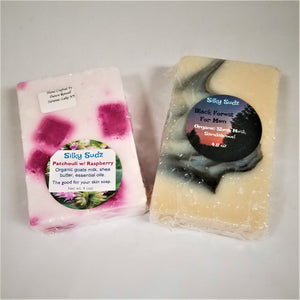 Silky Sudz Handmade Soap...New Scents Now Available