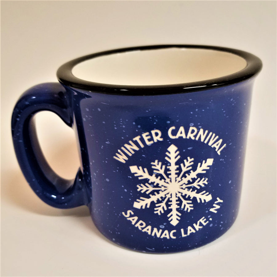 Winter Carnival Engraved Glasses and Mugs
