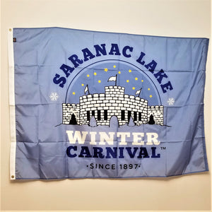 Winter Carnival Flags