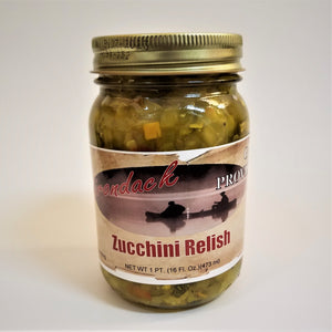 Zucchini Relish from Adirondack General Provisions