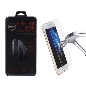 Samsung Galaxy S7 Tempered Glass Clear Tough Genuine 9H Glass SCREEN Protector