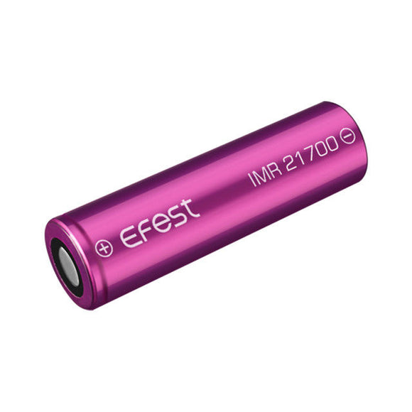 21700 Battery Efest IMR 5000 mAH 10A 3.7V Battery For Vape Vaping Mods Torches