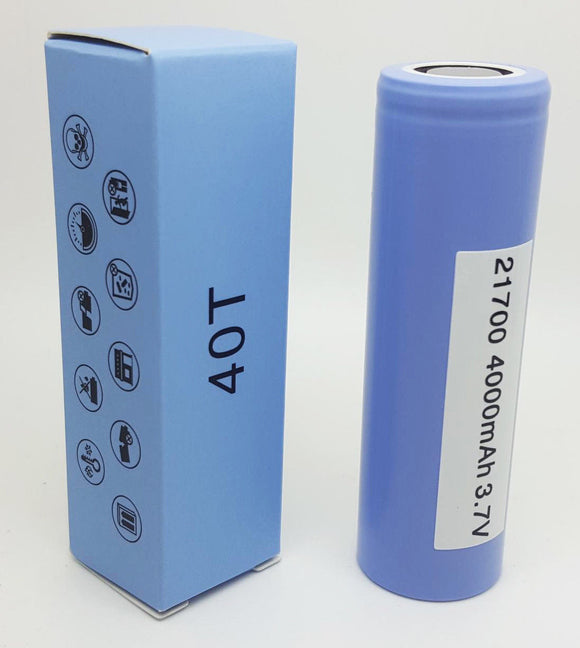 SAMSUNG 40T 21700 Battery batteries 4000mah 35Amp e cig mod box uk INR Genuine
