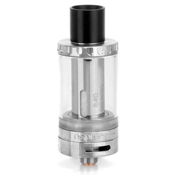 Genuine Aspire Cleito Tank Sub Ohm Cloud Chaser Amazing Flavours Silver 0.4 Ohms