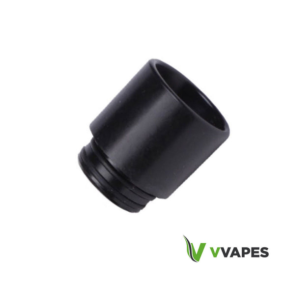 Smok TFV12 cloud beast KING Drip Tip Replacement black plastic wide 810 FITTING