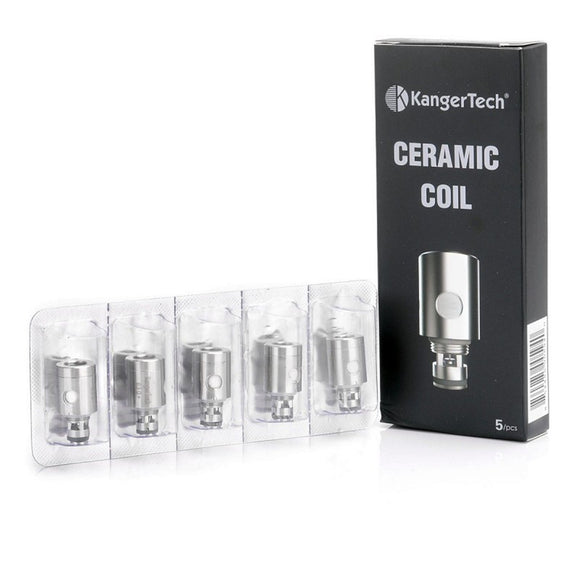 KANGERTECH SSOCC CERAMIC Coils 0.5 for Subtank Plus Mini Nano Nebox Subvod Coil