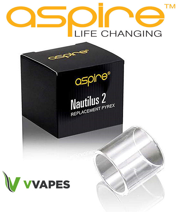Genuine Nautilus 2 Replacement Glass 100% Authentic 2ML Clear
