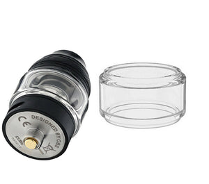 OBS CUBE Glass Straight Bubble 2ml Vape Tank Replacement Tube