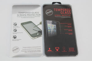 iPhone 5 / 5S / 5C Tempered Glass Screen Protector Clear Genuine Heavy Duty 9H
