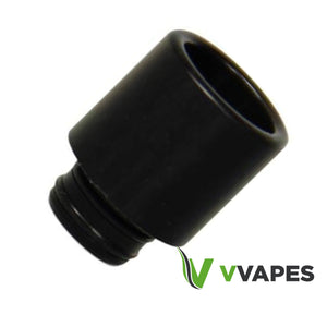 iSub V Drip Tip Replacement black plastic wide 510 fitting i Sub V Ve G V5