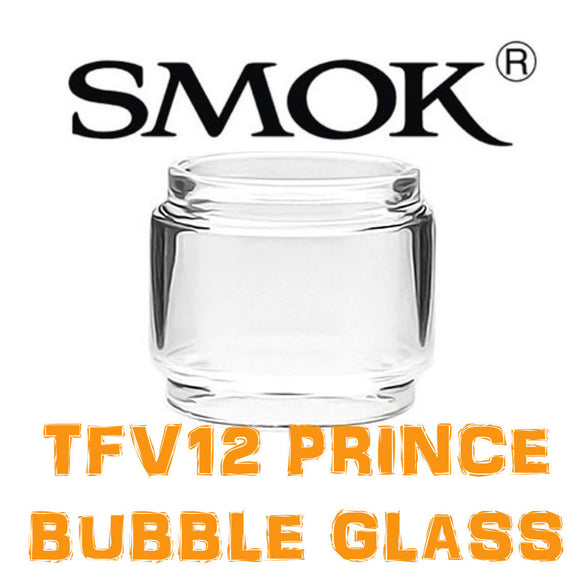 SMOK TFV12 Prince Glass 8ml Fatboy Bubble Glass Bulb Extended Glass Replacement
