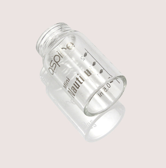 Aspire Nautilus MINI Glass Replacement for full size 2ml /Tube/Translucent