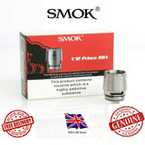 SMOK V12 P-TANK COILS,  Q4 / MAX MESH RBA 100% Authentic for Prince/Resa Tank UK