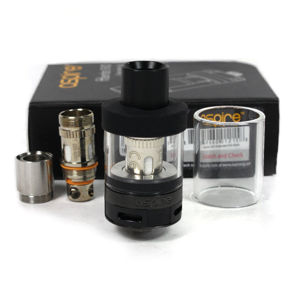 GENUINE ASPIRE EVO TANK with Extended Kit Sub-Ohm E-shisha Clouds