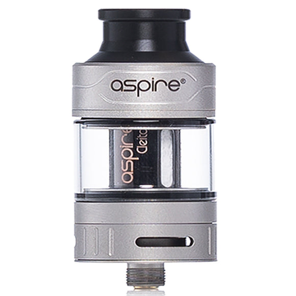 Aspire Cleito PRO Tank Sub Ohm 0.5Ω/0.15Ω MESH Coil Silver Atomiser UK GENUINE