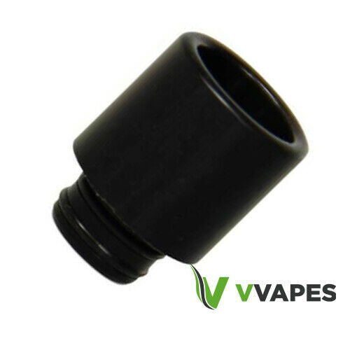 Drip Tip for Smok TFV8 Baby Beast Replacement black plastic wide 510 m17 uk