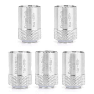 5X Kangertech CLOCC Replacement Coil 5 pack for CLTANK (TPD Compliant Tank)