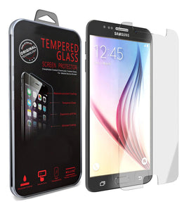 Samsung Note 5 Tempered Glass Clear Tough Genuine 9H Glass SCREEN Protector