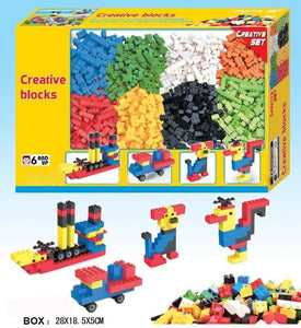 100 pcs Creative Building Block Set