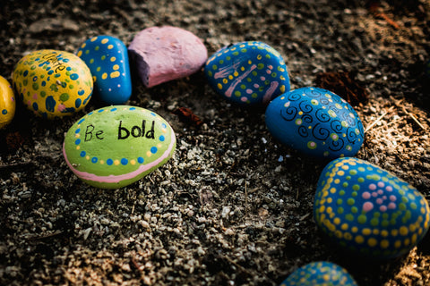 Easy Rock Painting Ideas For Beginners