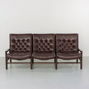 Danish Rosewood Sofa