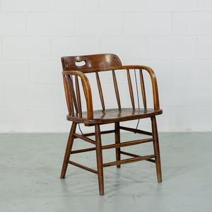 GUNSLINGER DINING CHAIR 4SET