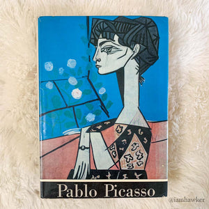 PABLO PICASSO BY HARRY N. ABRAMS