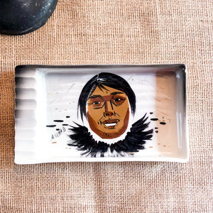 SASCHA B ALASKA SERIES ASHTRAY