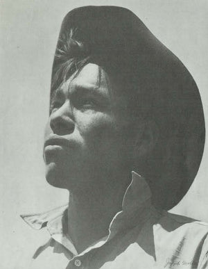 PEOPLE OF THE SUN: APACHE COWBOY