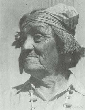 PEOPLE OF THE SUN: HOPI CHIEF
